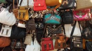 Tacky purses