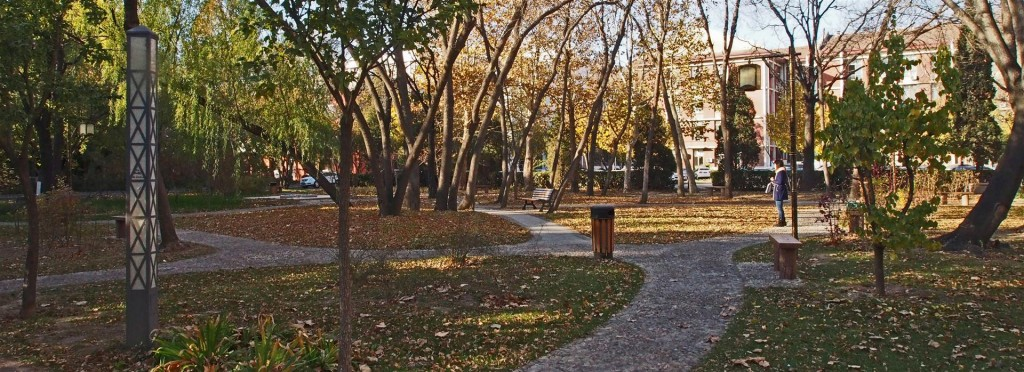 the old park