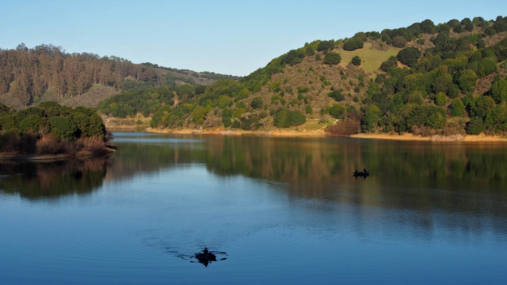 Lake Chabot Boaters