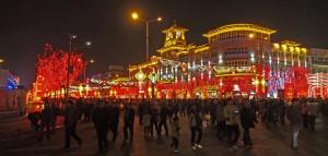 Yangliuqing town center
