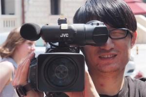 The JVC man