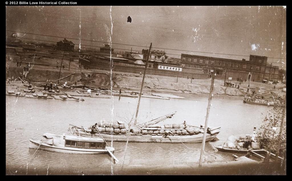 Bei He Canal, 1911