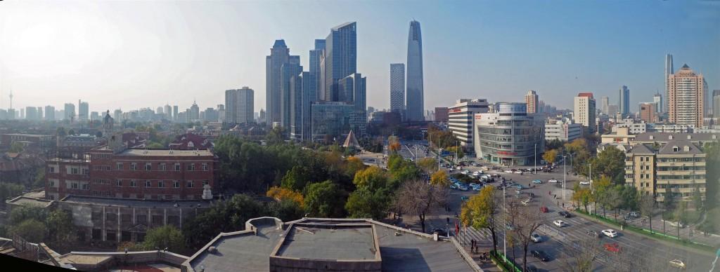 Nanjing Road on November 16