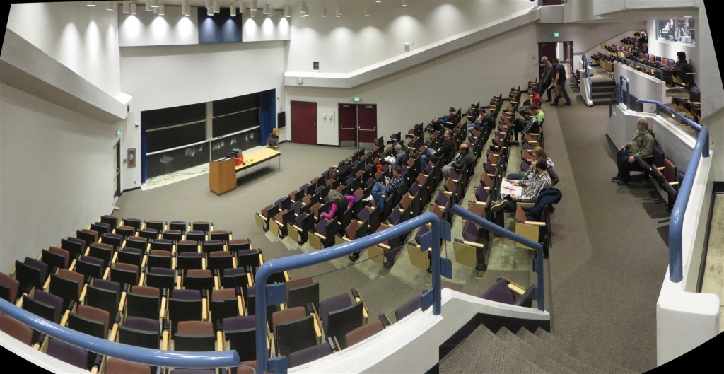 Reed College Lecture Hall Panorama (Large)