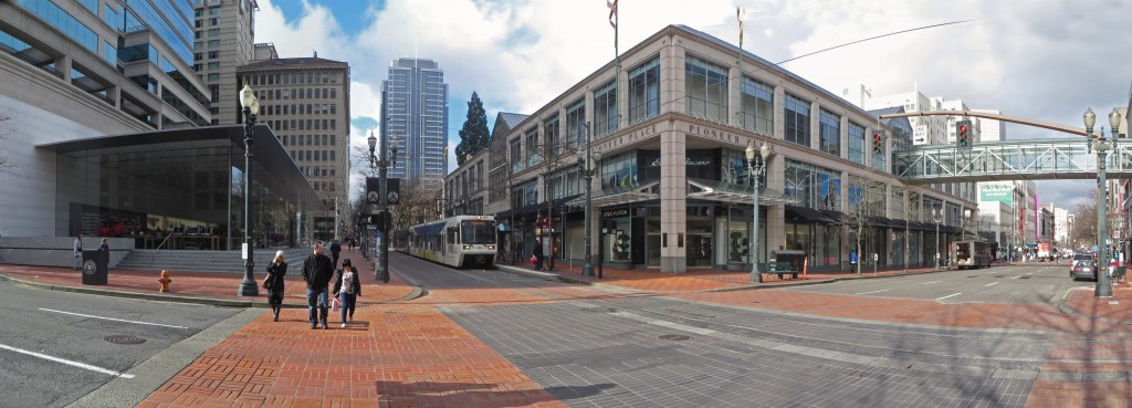2016-02-01 Pioneer Square Panorama (Custom)