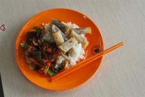 Dining Hall Chow