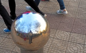 Shiny ball
