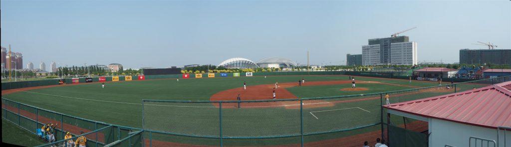 2016-06-04 Baseball Stadium Panorama (Custom)