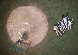 Crazy Baseball Fans