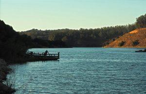 Lake Chabot Evening
