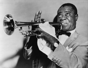 Louis Armstrong - from Wikipedia