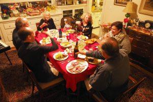 Christmas Even Dinner