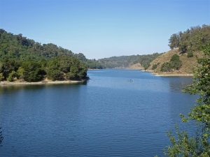 Boating on Lake Chabot